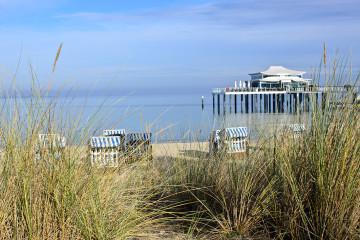 Baltic Sea, Timmendorfer-strand, Luebeck, Luebeck bay, beach,